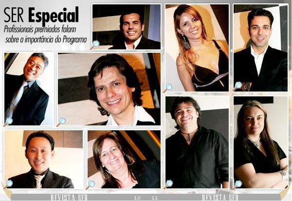 Revista Ser Portobelo Shop: profissionais premiados falam sobre o programa